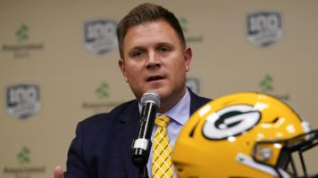 Packers GM wouldn't pass on drafting a QB