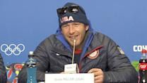 "Bode Miller: Living area ""not quite finished"""