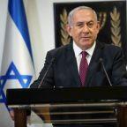 Netanyahu blames Iran for blast on Israeli-owned ship which Tehran denies