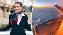 Becoming a flight attendant: 'The biggest culture shock of my life'