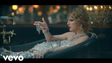 Taylor Swift revisits all her past personas in dazzling 'Look What You Made Me Do' premiere