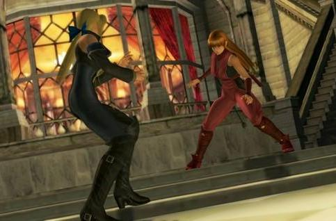 Dead or Alive Dimensions review: Comedy masterpiece theatre
