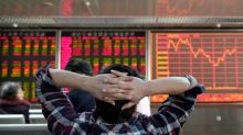 Global Markets: Asian shares slump, bonds rally as virus fears grow