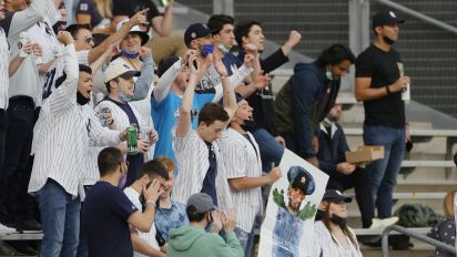 Astros walk into hostile environment in Bronx