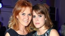 Princess Eugenie honors divorced parents' wedding anniversary