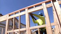 Building boom signaling California housing market rebound