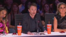 Chris Hardwick's controversial return to TV as 'AGT' guest judge has Twitter split