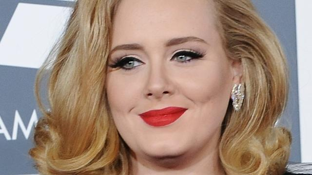 Adele Thrilled With Pregnancy‎‎