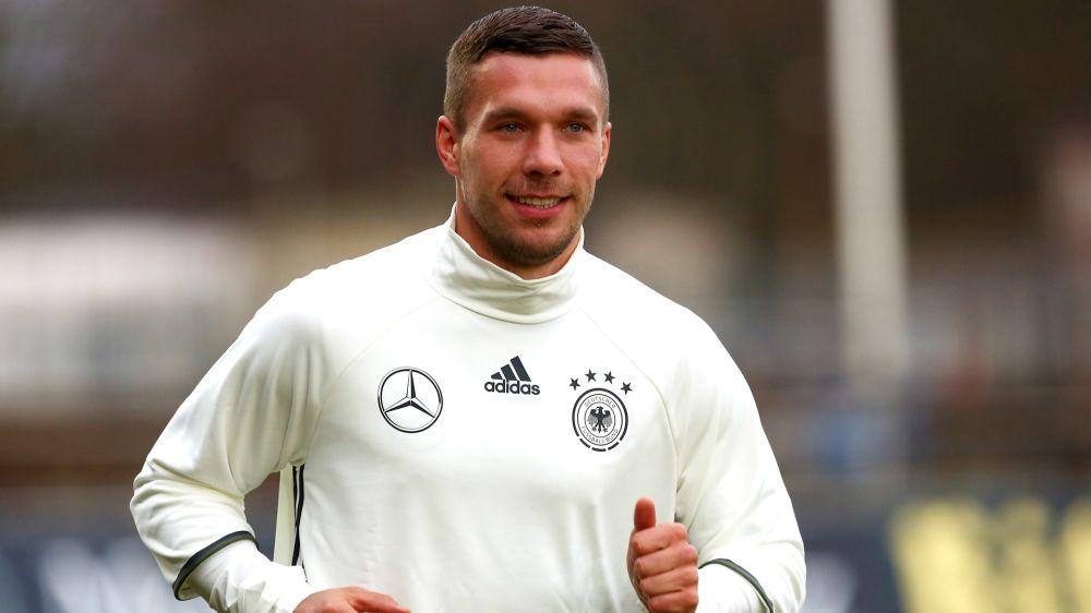 """Podolski: """"Ich war nie der Pausenclown"""""""