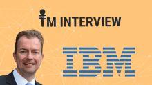 """IBM: """"Die Blockchain-Technologie ist wie gemalt für den Mittelstand"""""""