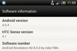 HTC Sense 4.1 reportedly leaked with custom ROM, One X owners taste the future
