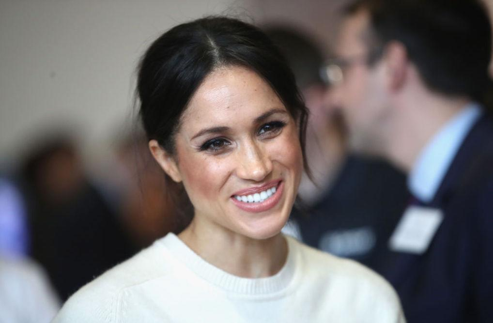 Meghan Markle rumored to be wearing a Burberry wedding dress