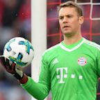 Huge blow for Bayern Munich as Manuel Neuer ruled out injured until 2018