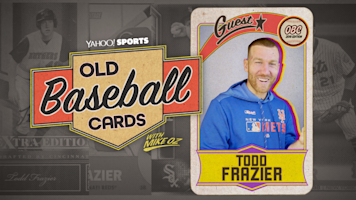 Mets' Frazier recalls LLWS on 'Old Baseball Cards'