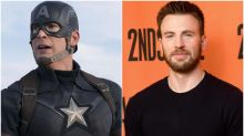 Chris Evans dice no más al Capitán América