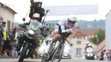 Pogacar crushes Roglic to take grip on Tour de France title