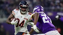 Cordarrelle Patterson meeting with RBs, not WRs at Bears camp