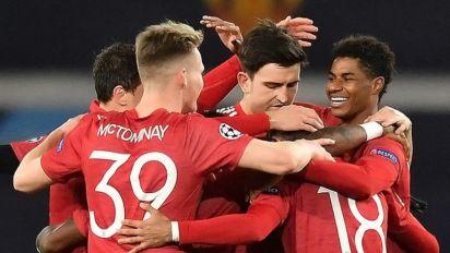 Com hat-trick de Rashford, United goleia o RB Leipzig pela Champions