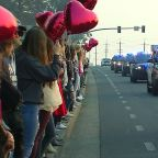 Thousand Oaks shooting victim, Alaina Housley, escorted home to Napa with a procession through town