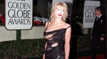 Courtney Love: 'I thought: this dress is crazy-looking, but I'll make it work'