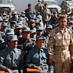 Key Afghan police chief killed in shooting at governor's compound after meeting with US general