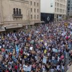 Climate strike – live: Millions across world demand urgent action to save planet in largest environmental protest in history