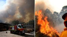 'Still bad days': Fire danger ramps up for Queensland and NSW