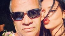 Rihanna le regala una mansión de lujo a su padre