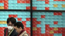Global stocks rise after China reports stronger exports