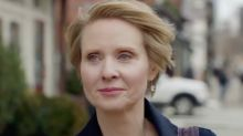 Cynthia Nixon snarks back against 'unqualified lesbian' diss: 'There's a lot of paperwork required'