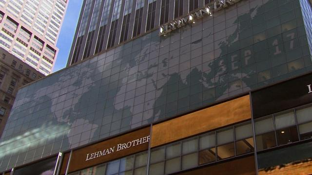 Preview: The Case Against Lehman