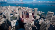 San Francisco office rents climb for the first time in two years