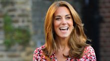 Shop the Duchess of Cambridge's new autumnal LK Bennett dress