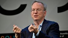 You don't need a computer science degree to run Google or Facebook, says former Google CEO Eric Schmidt