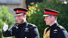 Prince William 'fell out with Harry over Meghan bullying accusations'