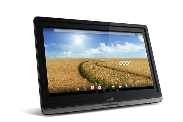 Acer unveils 24-inch all-in-one running Android with a Tegra 3 CPU