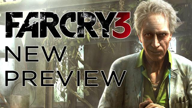 Far Cry 3 New Gameplay Preview! Drugs, Hunting, Story and More! - Rev3Games Originals