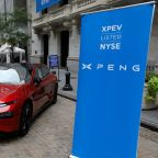 Chinese electric vehicle maker Xpeng's fourth-quarter net loss narrows 42%