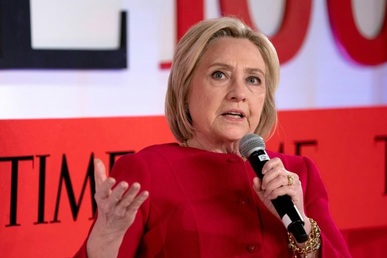 Hillary Clinton mocks Trump with parody JFK letter
