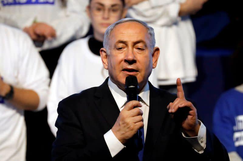 Netanyahu revives settlement plan opponents say cuts off East Jerusalem