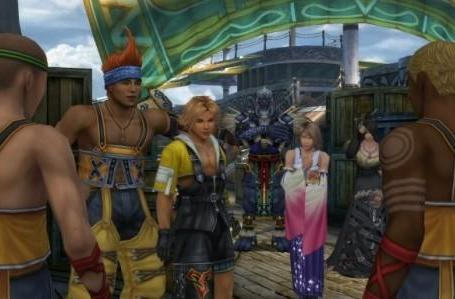 Final Fantasy X/X-2 HD Remaster pushed back to March 2014
