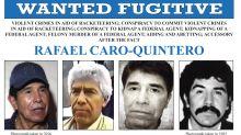 Caro Quintero alega pobreza en intento por evitar arresto