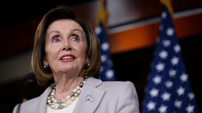 Pelosi releases 'fact sheet' detailing Trump's betrayal