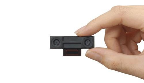 Sharp busts out world's first 3D HD camera for mobile devices