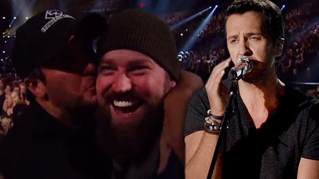 Luke Bryan Performs & Settles Zac Brown Feud at Country Music Awards 2013!