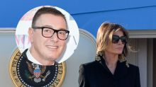 Stefano Gabbana Sends Explicit Message to Melania Trump Trolls on Instagram