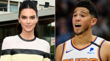 Kendall Jenner and Devin Booker get flirty with Instagram exchanges