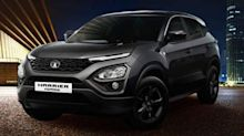 Tata Motors introduces affordable 'Dark Edition' variants for Harrier SUV