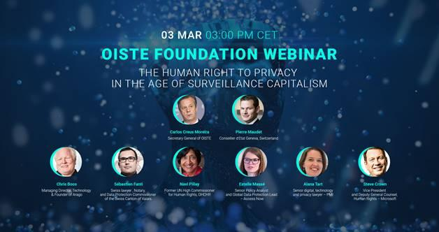 Human Rights Council on the Right to Privacy