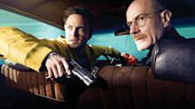 Wading Bad? Aaron Paul Posts Another Cryptic Pic With Bryan Cranston
